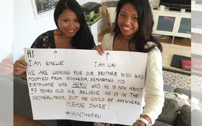 Si Kembar Emelie & Lin: 28 Tahun + 40 Kilometer Terpisah
