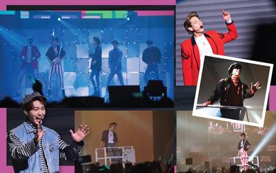SHINee Membuat Jakarta Bersinar Melalui Konser SHINee World V