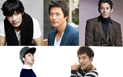 5 Hot Daddy Bintang Korea