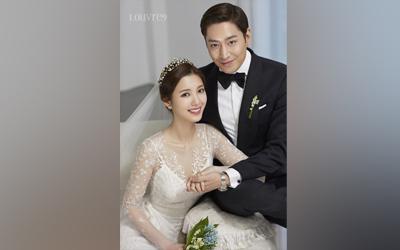 Eric Mun Akhirnya Menikahi Na Hye-mi, Ini Curahan Hatinya
