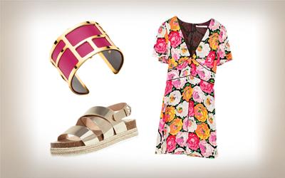 Editor's Choice: 3 Alternatif Fashion Item untuk Menghadiri ke Pesta Kebun