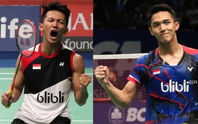 Lee Yong-dae, Jonatan Christie, dan Ihsan Maulana Mustofa Menjadi Magnet di BCA Indonesia Open Super Series Premier 2016