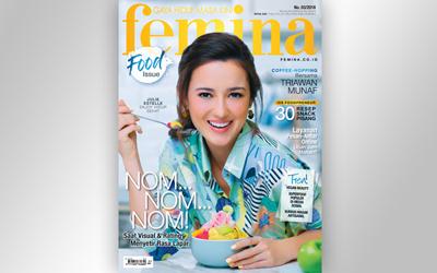 Femina Magazine Edisi Maret 2018