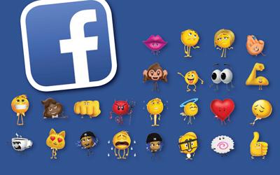 Lebih dari 60 Juta Emoji Digunakan di Facebook Setiap Hari