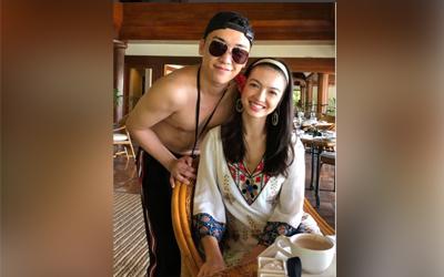 Berteman Akrab, Raline Shah Turut Hadir Merayakan Ulang Tahun Seung-ri 'BIGBANG'?