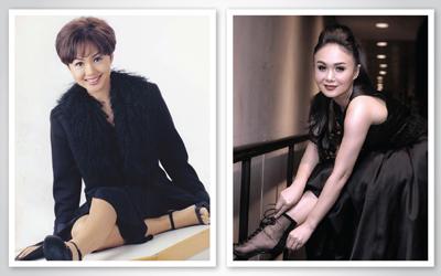 Awet Muda, Bandingkan Gaya Yuni Shara Dulu dan Kini