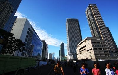 Jakarta Jadi Kota Paling Banyak Muncul di Instagram Stories