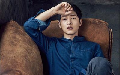 Setelah Meraih Gelar Daesang di APAN Star Awards 2016, Song Joong-ki Akan Muncul di Drama Seri Terbaru Man to Man