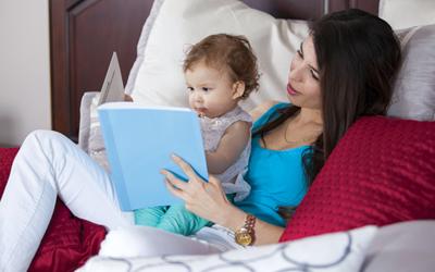 4 Cara Melatih Memori Bayi