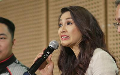 Maudy Koesnaedi Kembali 'Melantai' di Panggung Teater