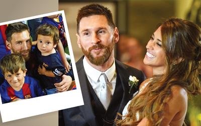 Lionel Messi – Antonella Roccuzzo: Dari Cinta Monyet ke Cinta Sejati