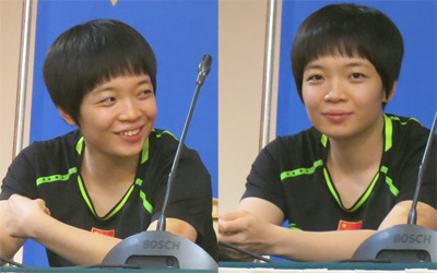 Chen Qingchen, Pebulu Tangkis Putri Tiongkok Pujaan Penonton BCA Indonesia Open Super Series Premier 2017