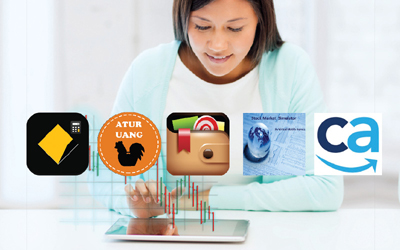 5 Aplikasi Pengatur Keuangan Pribadi
