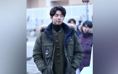 Meraih Gelar Aktor Terbaik di Baeksang Arts Awards 2017, Gong Yoo Meminta Maaf Kepada Sang Ibu