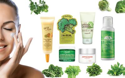 Pilih Produk Mengandung Sayuran untuk Kesehatan Kulit Wajah