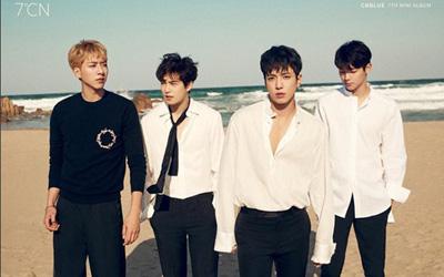 7°CN, Album Terbaru CN Blue yang Memuncaki iTunes di Beberapa Negara