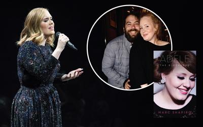 Sejarah Baru Cinta Adele Bersama Simon Konecki