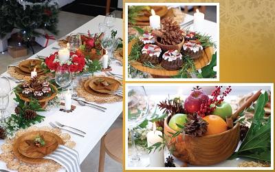 Segarkan Meja Jamuan Pesta Anda Dengan Tropical Style