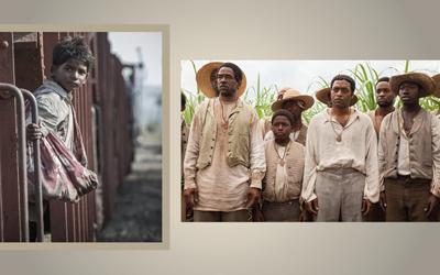 2 Tontonan Pilihan Minggu Ini: 12 Years a Slave dan Lion