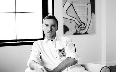 Raf Simons Resmi Bergabung dengan Calvin Klein