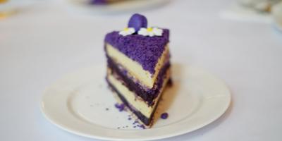 Ube Velvet Cake, Cake Paling Dicari Saat Ini di Jakarta!