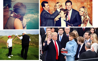 10 Fakta Barron Trump, First Boy di Gedung Putih Setelah Era Presiden John F. Kennedy