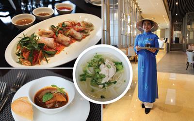 Cita Rasa Vietnam Hadir di Asia Restaurant