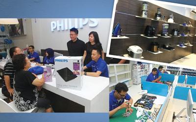 Philips Consumer Experience Center Pertama di Indonesia