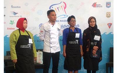 Telah Terpilih Kembali Para Juru Masak Terbaik Untuk Presiden Joko Widodo