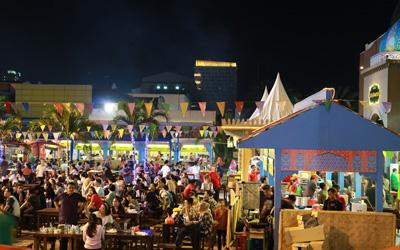 Festival Kuliner Ngabuburit Meriahkan Ramadan