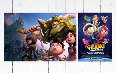 Film Pilihan Minggu Ini: Knight Kris dan Si Juki the Movie