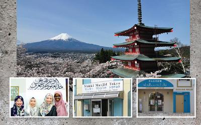 Seri Kisah Muslim Dunia: Jepang, Apartemen Pun Jadi Masjid