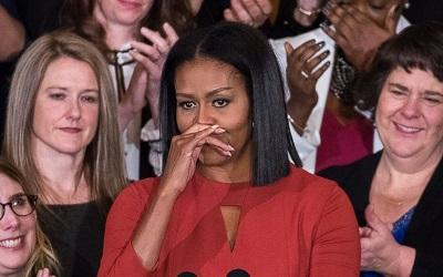 Video Pilihan Editor Femina Pekan Ini: Pidato Terakhir Michelle Obama Sebagai Ibu Negara Amerika Serikat