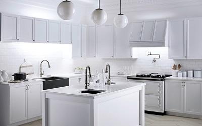 Ingin Punya Dapur Putih di Rumah? Ini Inspirasi yang Bisa Anda Tiru