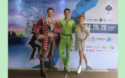5 Alasan Menonton Pertunjukan Peter Pan on Ice di Ecovention Ancol Jakarta
