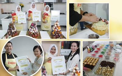Serunya Masak Bareng Chef Odie Jamil dan Royal Palmia Butter Margarine di Dapur Uji Femina