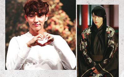 Raih 1 Juta Followers Instagram, Lee Jun-Ki Pose Bareng Pemeran Scarlet Heart untuk Fans