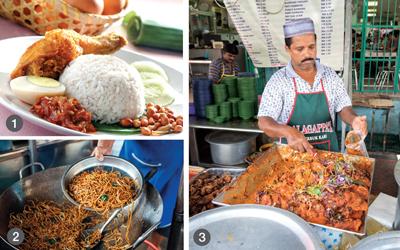 3 Jajanan Dapur Mamak Wajib Coba di Penang, Malaysia