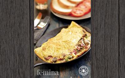 Resep Denver Omelette