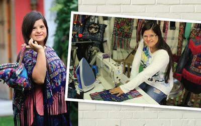 Kisah Isabella Springmuhl Menjadi Desainer Down Syndrome Pertama di London Fashion Week