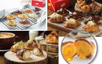 Kurowassan, Modifikasi Croissant ala Tokyo, Kini di Jakarta