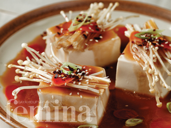 Tofu Acar Jahe