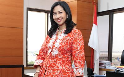 Ituk Herarindri, Wanita di Balik Pelayanan dan Fasilitas Bandara