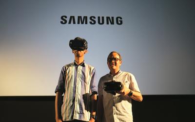 Relúmĭno, Aplikasi dari Samsung Untuk Penderita Gangguan Penglihatan Low Vision