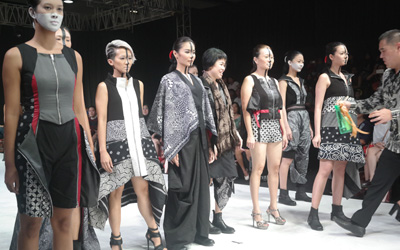 Parade Mode Jawa Timur