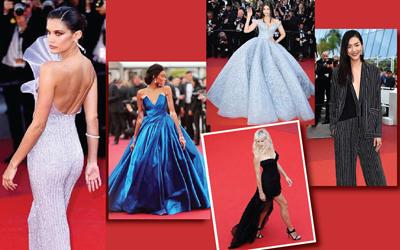 Wedding Gown ala Rihanna, Gaun Cinderella Aishwarya Rai Bachchan, dan 10 Busana yang Menarik Perhatian di Cannes 2017