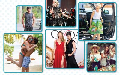 10 Momen Selebritas Minggu Ini: Lindsay Lohan Mesra dengan Pacar Baru sampai Blue Ivy Carter