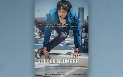 Melihat Chemistry Kang Dong-won dan Han Hyo-joo Dalam Golden Slumber