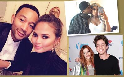 3 Pasangan Selebritas Hollywood yang Kerap Bikin Heboh di Media Sosial