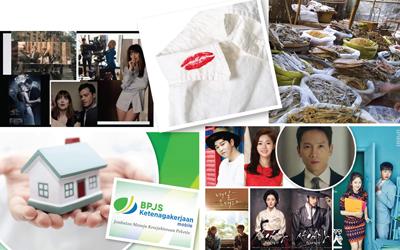 5 Berita Populer Minggu Ini: 5 Drama Korea Wajib tonton 2017 sampai KPR dari BPJS Ketenagakerjaan